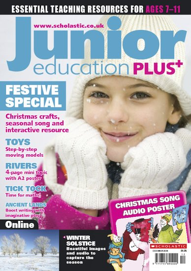 Junior Education PLUS December 2009