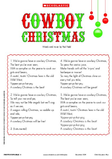 click to download - Best Christmas Lyrics