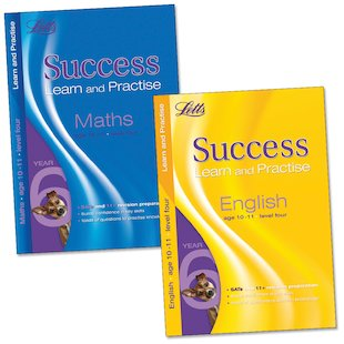 Letts Success Learn and Practise Pack: Ages 9-10