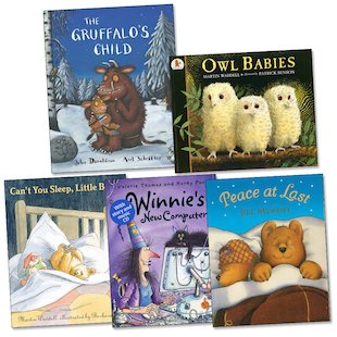 Snuggle-Up Reads Pack