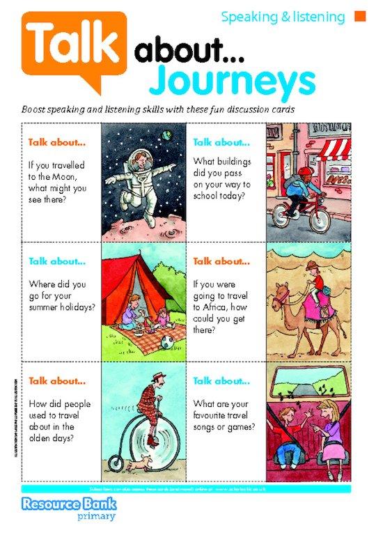 Talk about... Journeys