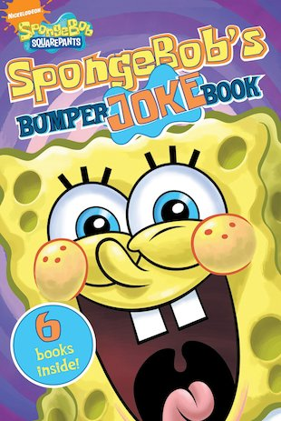 SpongeBob's Bumper Joke Book