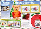 Things to do in December – poster