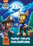 Paw Patrol: Ghost Pirate Colouring Book
