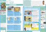 Literacy Time PLUS Ages 5 to 7, November 2009, Contents page (1 page)