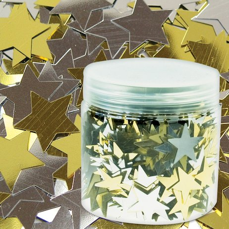 Gold and Silver Stars Tub