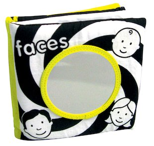 Faces Cloth Book