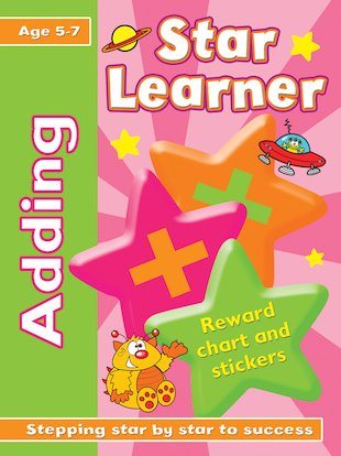 Star Learner: Adding (Ages 5-7)