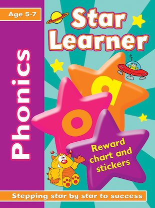 Star Learner: Phonics (Ages 5-7)