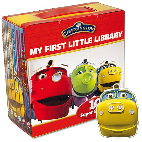 Chuggington: My First Little Library