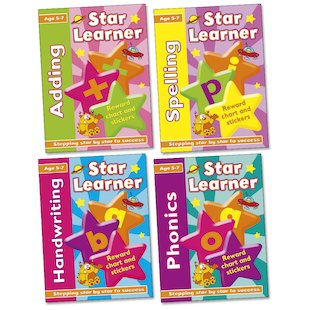 Star Learner Pack: Ages 5-7