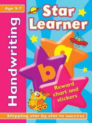 Star Learner: Handwriting (Ages 5-7)