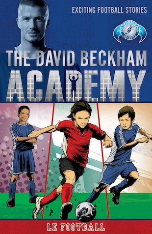 David Beckham Academy: Le Football