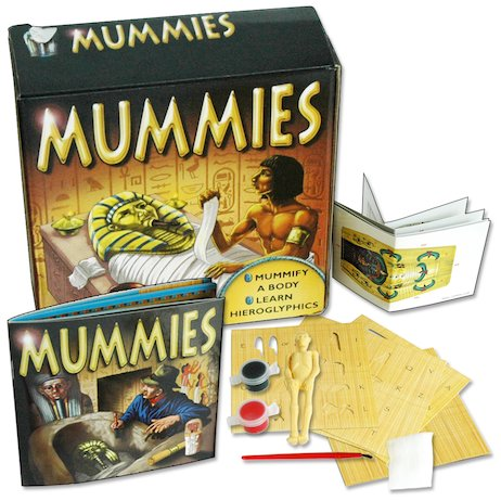 Mummies Kit
