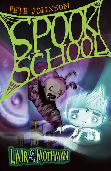 Spook School: Lair of the Mothman