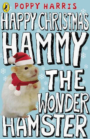 Happy Christmas, Hammy the Wonder Hamster