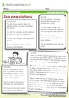 Publishing – job descriptions