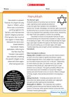 Hanukkah – information sheet