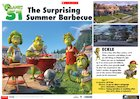 The Surprising Summer Barbecue
