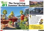 The Surprising Summer Barbecue (1 page)