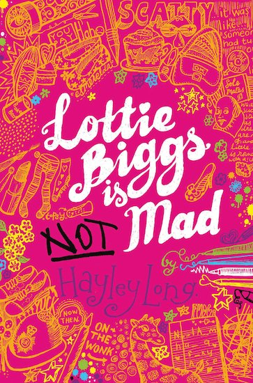 Lottie Biggs is Not Mad