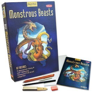 How to Draw Monstrous Beasts