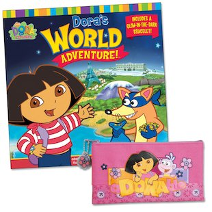 Dora's World Adventure Pack