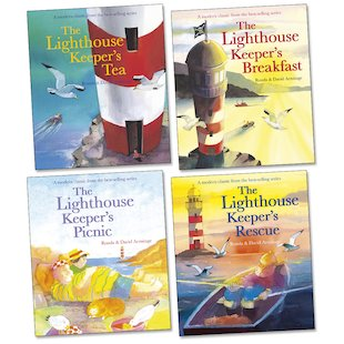 The Lighthouse Keeper Pack