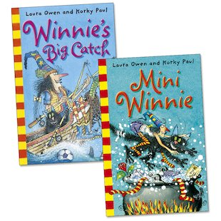 Winnie the Witch Readers Pair