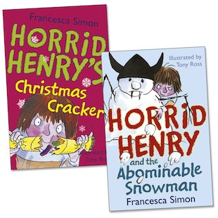 Horrid Henry Festive Pair