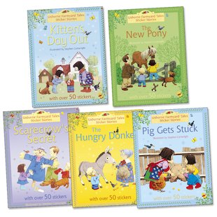 Farmyard Tales Sticker Stories Pack x 5