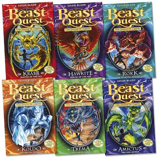 Beast Quest: Series 5 Pack
