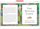 Interactive storybook – The Winter Cabin