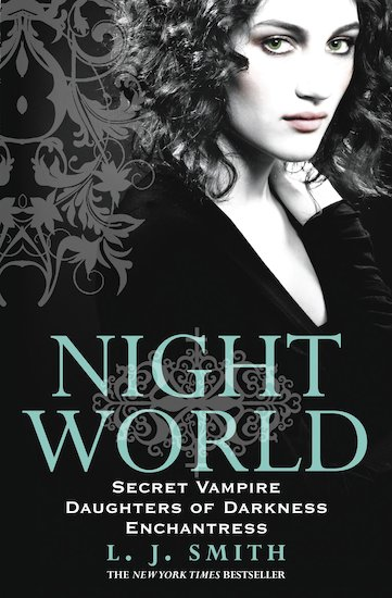 Night World Bind-Up: 3 Novels in 1