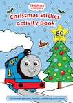 Thomas and Friends: Christmas Sticker Activity Book
