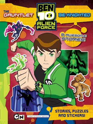 Ben 10 Alien Force: Gauntlet/Be-Knighted
