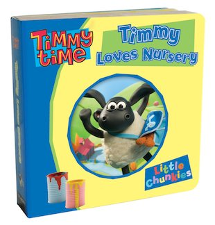 Timmy Time: Timmy Loves Nursery