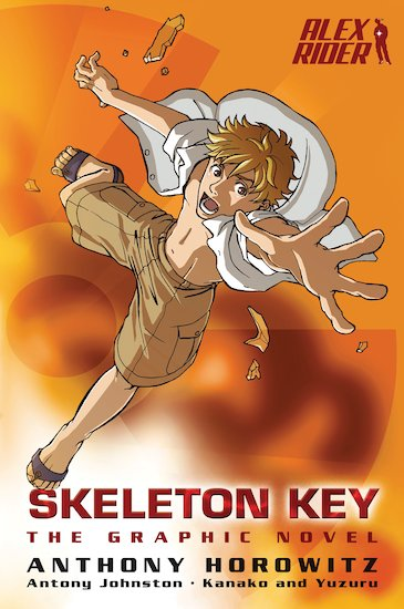 Alex Rider: Skeleton Key - The Graphic Novel
