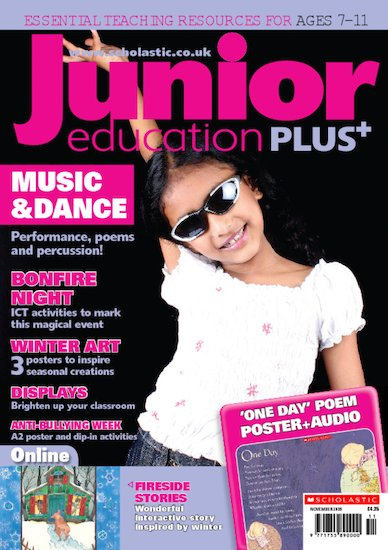 Junior Education PLUS November 2009