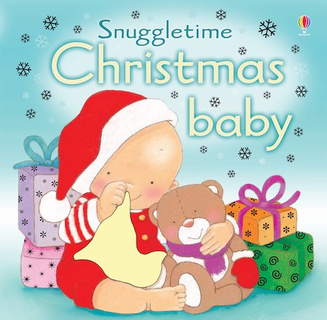Snuggletime Christmas Baby