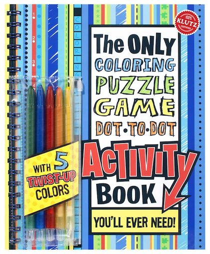 The Only Activity Book You'll Ever Need