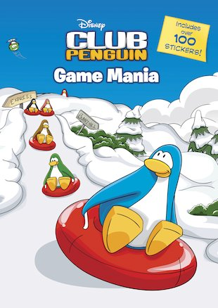 Club Penguin: Game Mania
