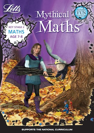 Mythical Maths: Ages 7-8