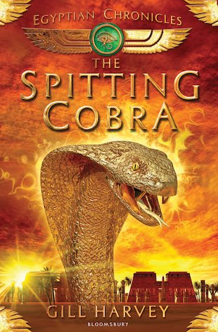 Egyptian Chronicles: The Spitting Cobra