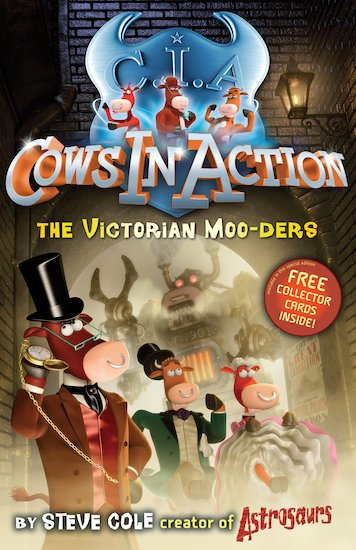 The Victorian Moo-ders
