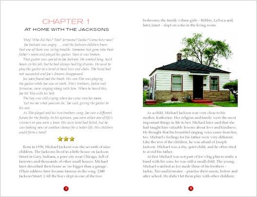 Michael Jackson Biography: Sample Chapter