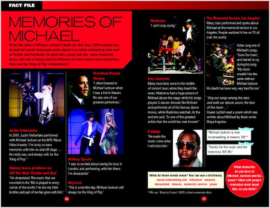 Michael Jackson Biography: Fact File