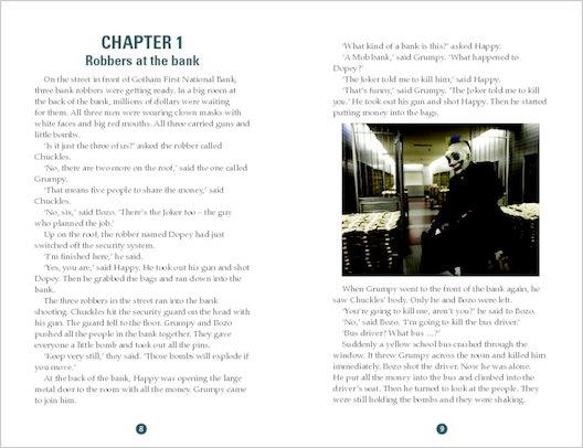 The Dark Knight: Sample Chapter
