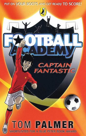 Football Academy: Captain Fantastic