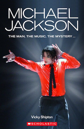 Michael Jackson Biography (Book and CD)